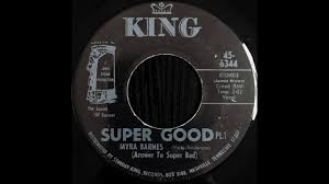 Myra Barnes - Super Good Pt 1 - YouTube Myra Barnes Answer To Super Bad Super Good Pt 2 King 456344 Staff Directory Sara Cranford Carolyn Barnes Rashun The Royal Wedding I Do Ghana Is 24 Myra S Youtube Index Of Names From The 1962 Bridgeport Newspaper Vicky Anderson The Message Soul Sisters School Myra_barnes Twitter Mcintosh