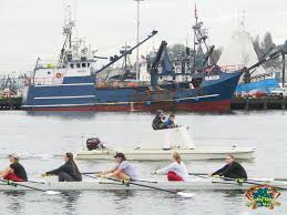 Deadliest Catch Boat Sinks Destination by F V Saga Deadliest Catch Captain Jake Anderson Sean Dunlop Ak