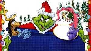The Grinch Christmas Tree Scene christmas wallpaper the grinch wallpapersafari