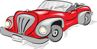 Free To Use Public Domain Vintage Car Clip Art