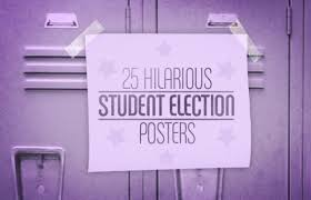 25 Hilarious Student Election Posters