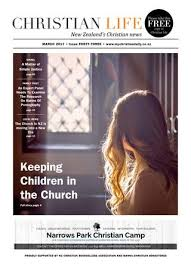 Christian Life Issue 43 March 2017 By Initiate Media