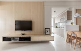 home designs light wood tv stand the magic of wood and light