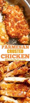 Yummy Recipe To Make Parmesan Crusted Chicken