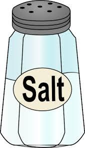 Salt Shaker Clip Art