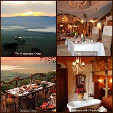 100 Crater Lodge Ngorongoro 5 Stars Plus