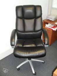 chaise bureau occasion fauteuil de bureau en cuir occasion