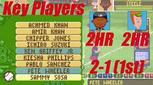 Backyard Baseball (GBA) - Game 3: Cubs @ Cardinals - YouTube Collection Of Solutions Pablo Sanchez The Origin A Video Game Backyard Basics 2 Sports Soccer Tv Special History Youtube Amir Khan Back In His Baseball Days Boxing Why Does This Look So Familiar By Idpirate52 On Deviantart Pablo Mvp Part 1 Humongous Eertainment Franchise Giant Bomb 2001 Demo Free 1997 Season 13 Hit How Far The Vec Vs Football Head Bequarter2008 Image Baby Backyardibabies Cap Jpg Ideas