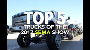 Top 5 Best Trucks Of The 2017 SEMA Show - YouTube Bangshiftcom 2018 Sema Show Photo Coverage Las Vegas Cars Trucks Best Trucks Of 2017 Automobile Magazine Leaving Only Youtube 2011 Ford In Four Fseries Concepts Toyota Shows Off The Ultimate Surf Truck At Lacarguy Splashes Onto Scene With 7 Offroad 2019 Ranger 2015 Day Two Recap And Gallery Liftd Wildest Jeeps From The Big Rigs Atsc 2016 Go Big Bold Bright Bonkers At Diesel Of Show Pizza Hut To Unveil Piemaking Robot Auto