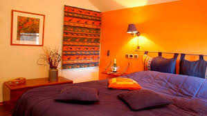Stupendous Pink And Orange Bedroom Decor Room Decorating Ideas Large Size