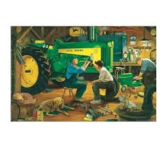 John Deere Poster Fun Supplies For Dorms College Wall Decorations