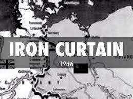 Winston Churchill Delivers Iron Curtain Speech Definition by 1946 Iron Curtain Integralbook Com