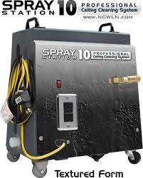 ceiling cleaning equipment and ceiling cleaning machines for