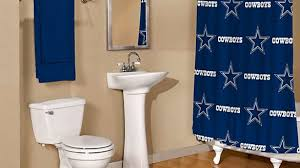 Dallas Cowboys Home Decor by Dallas Cowboys Bathroom Decor Bathroom Home Designing