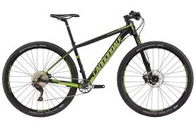 Cannondale F Si Alloy 1 2017 Mountain Bike