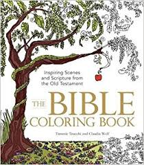 Amazon The Bible Coloring Book Inspiring Scenes And Scripture From Old Testament 0045079595224 Tammie Trucchi Claudia Wolf Books