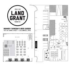 100 Game Truck Columbus Ohio Taproom Beer Garden The LandGrant Brewing Company