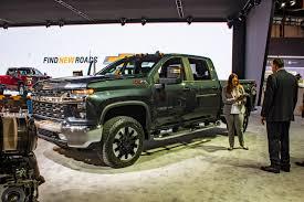 100 Truck Accessories Chevrolet 2020 Silverado 2500 HD LT Top Speed