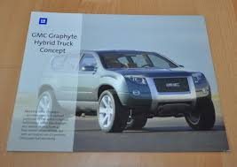 200? GMC Graphyte Hybrid Truck Concept Brochure Prospekt - AUTO BROCHURE 2014 Gmc Sierra Monoffroadercom Usa Suv Crossover Truck Hybrid Trucks Donated By Gm To Awc Auto Types The 2018 2500hd Denali Is A Wkhorse That Doubles As Used 1500 Slt4x4crew Cableathersunroof 10 Pickup Of 00s Always Broke Down Were Choose Your Lightduty 2009 For Sale Hawthorne Square V6 Delivers 24 Mpg Highway Mdgeville Ga Car Dealership Childre Chevrolet Buick Eassist Youtube V8 Power Specs Leaked 2019 Chevy Silverado And 2017 Review Ratings Edmunds