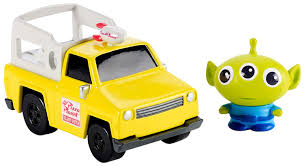 100 Pizza Planet Truck Amazoncom DisneyPixar Toy Story Mini Alien