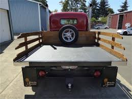 1946 Ford Flatbed Pickup Truck For Sale | ClassicCars.com | CC-895953 2017 Ford F450 Super Duty Crew Cab 11 Gooseneck Flatbed 32 Flatbeds Hawk Full Size Flatbed Camper Equipt Expedition Outfitters New 2018 Ram 3500 Crew Cab For Sale In Braunfels Tx 2006 F250 Super Duty Pickup Truck Item Used Ford F550 Truck For Sale In Az 2335 Classic Trucks For In California Basic 1951 Ford F 2012 Gmc Sierra 3500hd 2371 4x4 4x4 Norstar Sr Flat Bed 1984 Chevrolet Silverado C10 Flatbed Pickup Truck L73 Bradford Alinum 4 Box Dickinson Equipment 1999 St Cloud Mn Northstar Sales