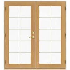 Jen Weld Patio Doors Home Depot by 72 X 80 Wood Patio Doors Exterior Doors The Home Depot