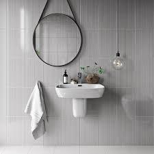 Black Tile Effect Kitchen Wallpaper Kitchen Appliances