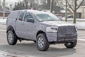 100 Ford Compact Truck 2021 Courier Pickup Spied Looks Like A Shorter