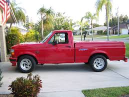 Top 10 Ford Trucks | EBay 1993 Ford F250 2 Owner 128k Xtracab Pickup Truck Low Mile For Red Lightning F150 Bullet Motsports Only 2585 Produced The Long Haul 10 Tips To Help Your Run Well Into Old Age Xlt 4x4 Shortbed Classic 4x4 Fords 1st Diesel Engine Custom Mini Trucks Ridin Around August 2011 Truckin Autos More 1993fordf150lightningredtruckfrontquaertop Hot Rod Readers Rote1993 Regular Cablong Bed Specs Photos Crittden Automotive Library