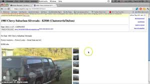 Craigslist Cleveland Georgia Used Cars, Trucks And Vans For Sale ...