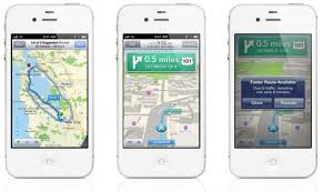 iPhone 3GS iPhone 4 Won t Get Turn By Turn Navigation 3D Maps