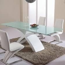 der glastisch ein wesentliches element der design lounge