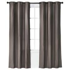 Target Threshold Grommet Curtains by White Grommet Curtains Panels Target