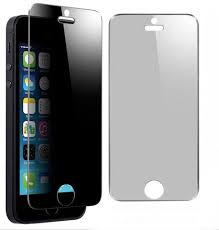 iPhone 5 5C 5S Privacy Tempered Glass Screen Protector – TPK