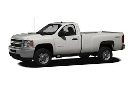 100 Chevy 2500 Truck 2011 Chevrolet Silverado HD Work 4x2 Regular Cab 8 Ft Box 1337 In WB Pricing And Options