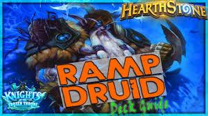 malfurion death knight greedy r druid deck tech hearthstone