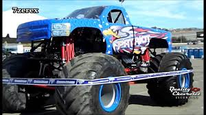 100 Patriot Truck The Driven By Dan Rodoni Party In The Pits Monster Jam San
