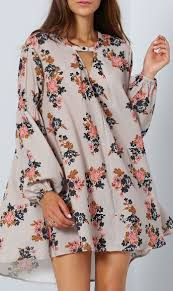 best 25 long sleeve floral dress ideas on pinterest long