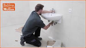 armatur richtig montieren und anschließen waschbecken