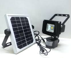 solar light for porch warm white solar led floodlights motion