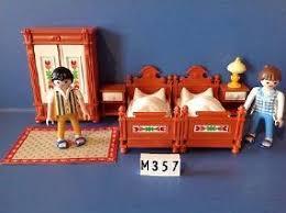 Playmobil 5319 La Maison Traditionnelle Parents Chambre Playmobil Chambre Parents D Occasion