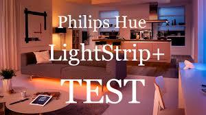 philips hue lightstrip im test