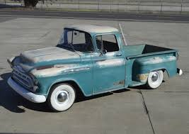 4 Speed 1957 Chevrolet 3100 Pickup Custom | Custom Trucks For Sale ... 1957 Chevrolet Truck 3100 Cab Chassis 2door 38l Chevy Stepside Chevrolet Pickup Truck Trucks For Sale 1967 Chevelle Ss Wallpaper Chevy Sale Luxury 1958 Apache Pickup Hot Cameo Trucks Pinterest And Classiccarscom Cc8040 Cc1141386 9 Sixfigure 12 Ton Panel Van Restored Rare Youtube Pin By Ryan Bishman On 1956 Ford F100 57 Task Force Napco 4x4 No Engine