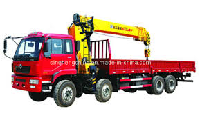 China Foton Truck Mounted Crane 16 Ton, Cranes - China Truck Mounted ...
