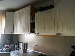 küchen zeile in elfenbein