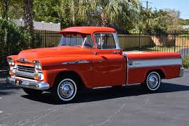 Used 1958 Chevrolet 31 Cameo Carrier A/C Auto PB CB | Venice, FL ... 1958 Chevrolet 3800 For Sale 2066787 Hemmings Motor News Spartan Truck Pictures 31 Apache Pick Up Wow Sale Classiccarscom Cc1038240 Chevy Pickup Something Sinister Truckin Magazine 2065258 Restoration On Connors Motorcar Company 195558 Cameo The Worlds First Sport