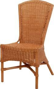mehrfarbiger rattan esszimmer sessel küchenstuhl hohe rückenlehne hoher esszimmer stuhl mit armlehne korbsessel aus natur rattan terracotta ohne