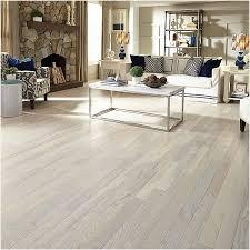 Ash Hardwood Floor Modern Looks 34 X 5 Matte Carriage House White Bellawood Lumber