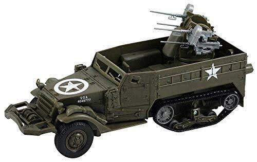 Inair Classic Armour Ez Build M16 Half Track Model Kit