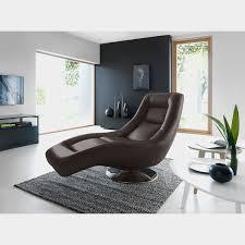 loftscape relaxliege colima dunkelbraun echtleder mit relaxfunktion